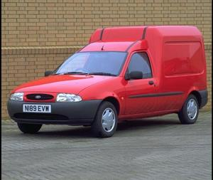 Запчасти на Ford Courier 1. 8 D 1996